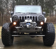 Crusher Front Fenders for Jeep JK / JKU - Motobilt