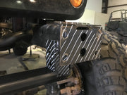 Hatchet Series Front Frame Chop Bumper for Jeep JK  / JKU - Motobilt
