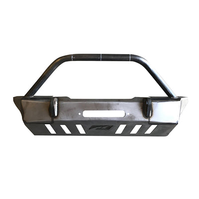 Crusher Series Front Bumper w/Stinger for Jeep JK / JKU - Motobilt