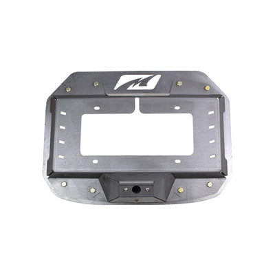 Spare Tire Delete Tag Mount for Jeep JL / JLU - Motobilt
