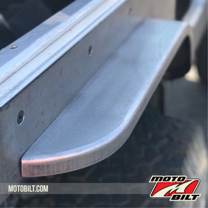 Fender Flares for Rear Comp Cut Corner - fits Jeep LJ - Motobilt