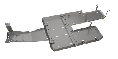 Skid Plate System for Jeep JL 4-Door 3.6L - Motobilt