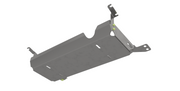 Muffler Skid plate for Jeep JL 4 Door - Motobilt