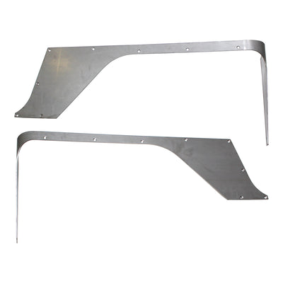 Comp Cut Highline Rear Corner Armor for Jeep YJ / TJ - Motobilt