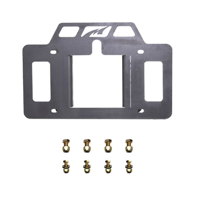 Tag Mount for MB1084/1089 without tire - Motobilt