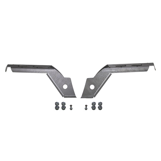 Front Fender Chop Support Brackets for Jeep JL and Jeep JT Gladiator Rubicon - Motobilt