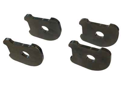 CAM Bolt Delete Plates for Jeep JK / JKU Front Lower Axle Links - Motobilt