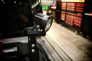 Bed Light Mounts for Jeep JT Gladiator - Motobilt