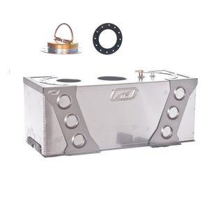 19 Gallon Fuel Cell Package for Jeep TJ / LJ - Motobilt