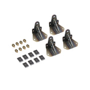 Trail Rail Cargo Rack Brackets - Motobilt