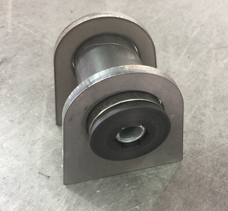 Straight Tab for Poly Bushing - Motobilt