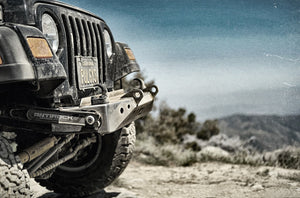 Stubby Front Bumper for Jeep YJ / TJ / LJ