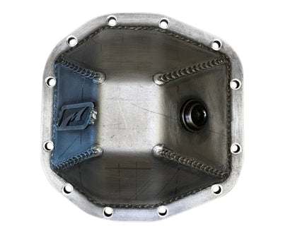 Diff Cover Rear Sport M200 for Jeep JL & JT - Motobilt