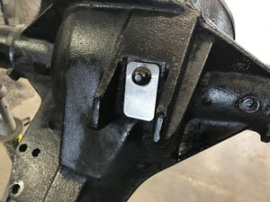 Ford 8.8 ABS Block Off Plate W/O Vent - Motobilt