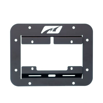 Spare Tire Delete tag Mount for Jeep JK / JKU - Motobilt