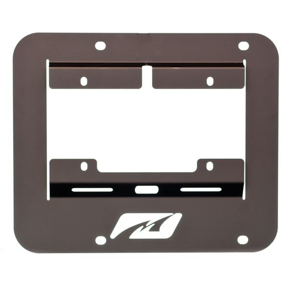 Spare Tire Delete Tag Mount for Jeep YJ / TJ / LJ - Motobilt