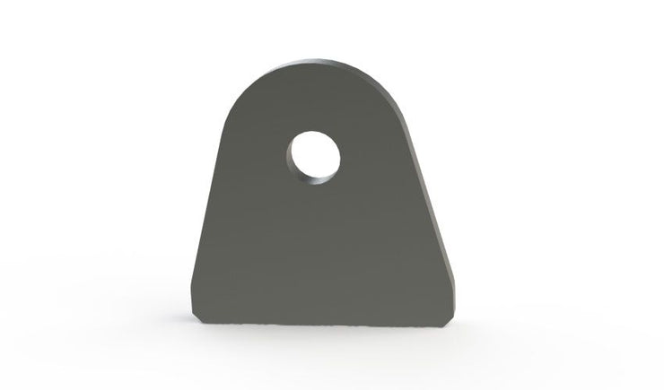 "Poly Bushing or Shock Tab 2.5"" Base - Motobilt"
