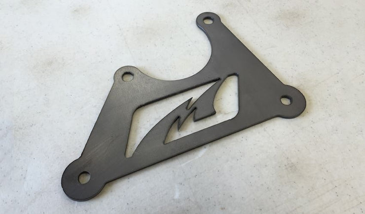 Vacuum Pump Relocation Bracket for Jeep Jk / JKU - Motobilt