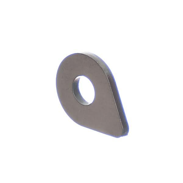 "Weld Washer Tear Drop 1"" hole - Motobilt"