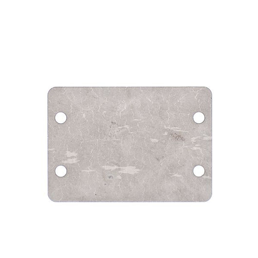 Front Axle Shifter Block off plate for Jeep YJ Dana 30 Front Axle - Motobilt