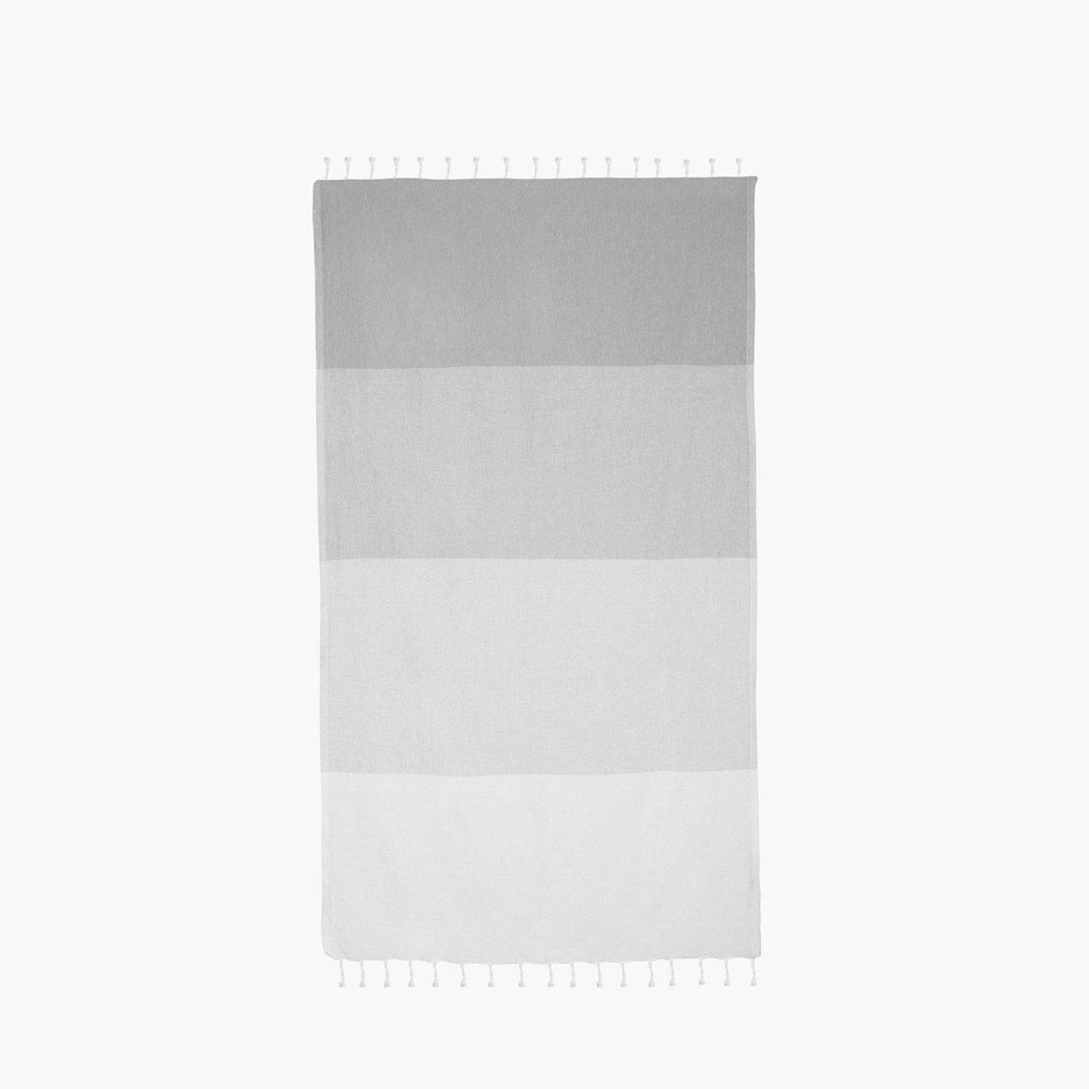 Load image into Gallery viewer, Dune - Grey Hammam Towel