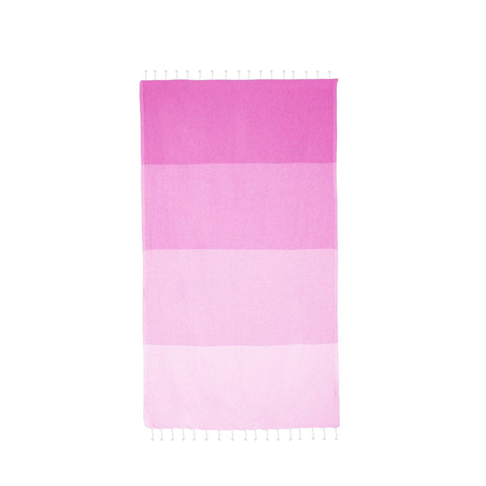 Load image into Gallery viewer, Dune - Pink Hammam Towel