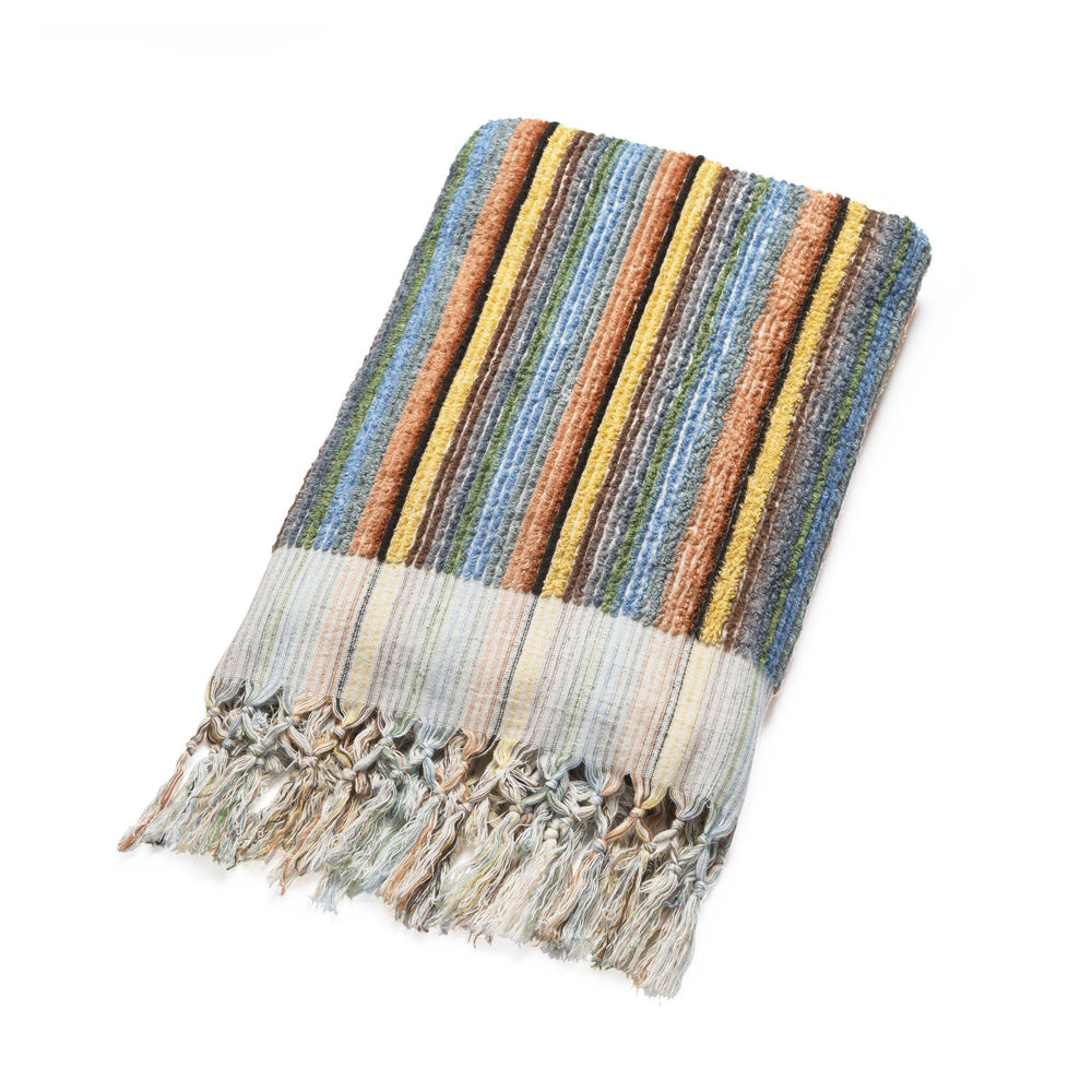 Linen Art Bath Towel