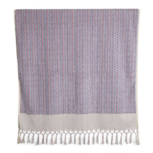 Dune - Coral Organic Cotton Bath Towels Limited Edition Colours