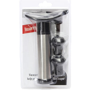 Wine Stopper and Preservation Vacuum