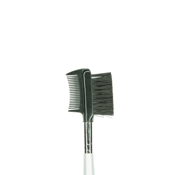 Brow Groomer Brush & Comb