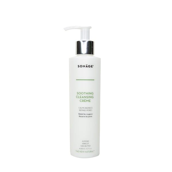 SOOTHING CLEANSING CREME