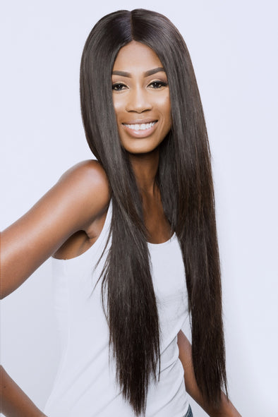 Silky Straight - Natural