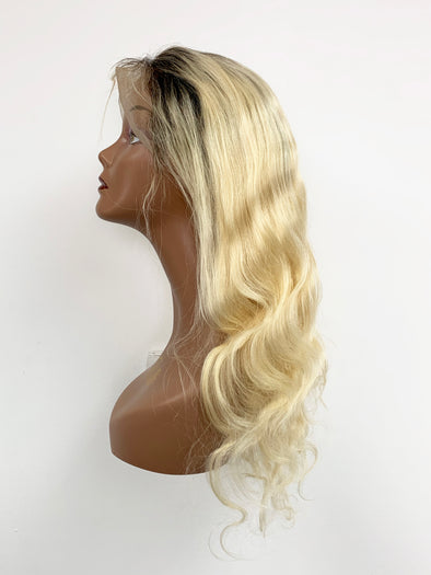 Body Wave Full Lace Wig - Ukrainian Ombre