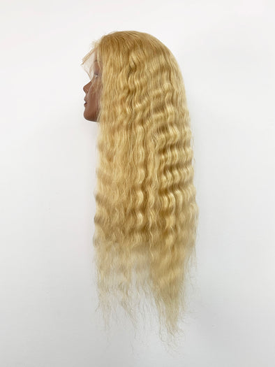 Malaysian Wave Full Lace Wig - Ukrainian