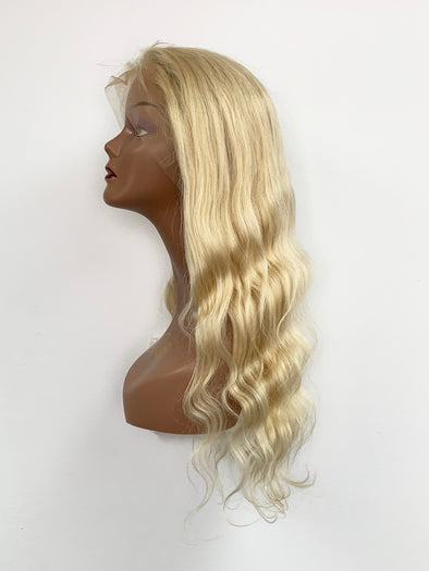 Body Wave Full Lace Wig - Ukrainian