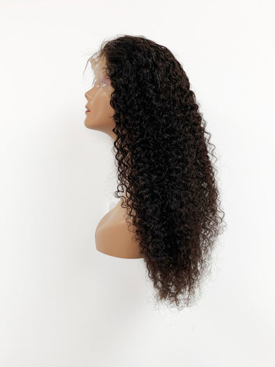 Bohemian Full Lace Wig - Natural