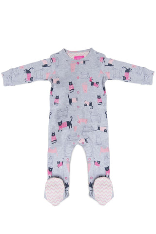 Baby Razamataz Footed Onsie