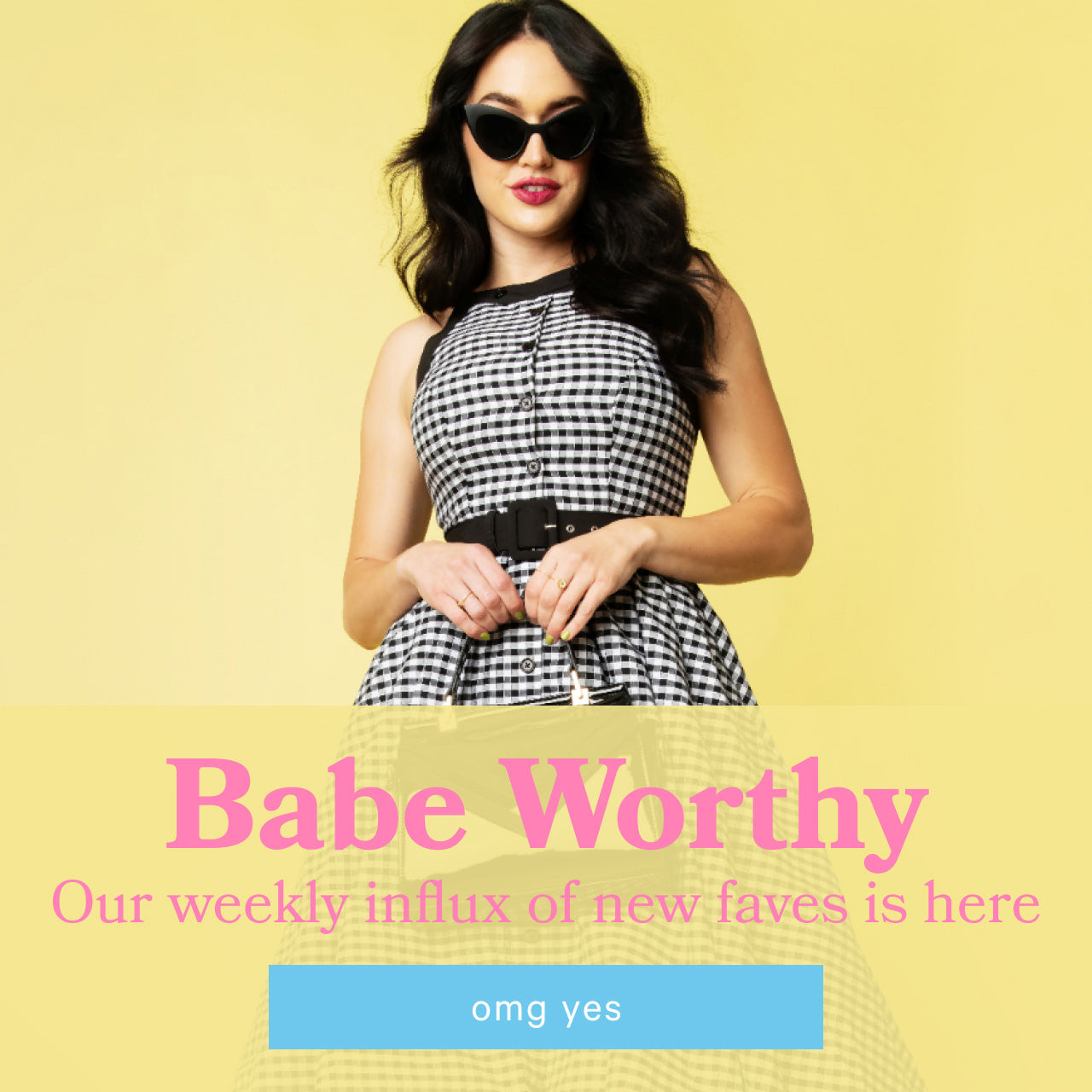 Unique Vintage — Babe Worthy