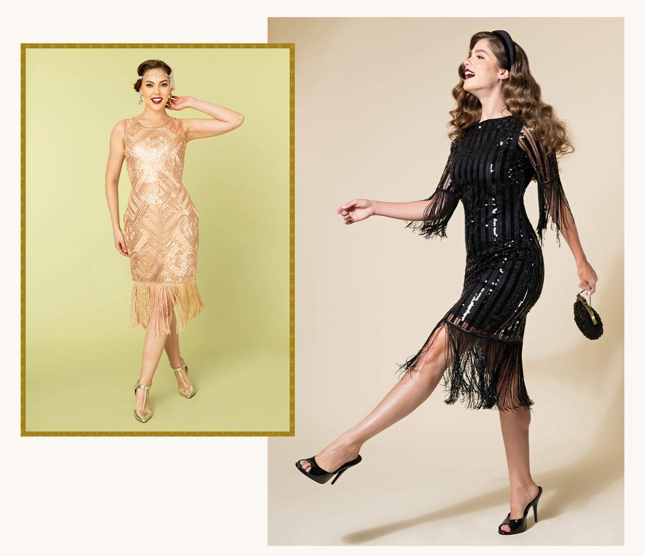 Shop Fringe Flapper Dresses