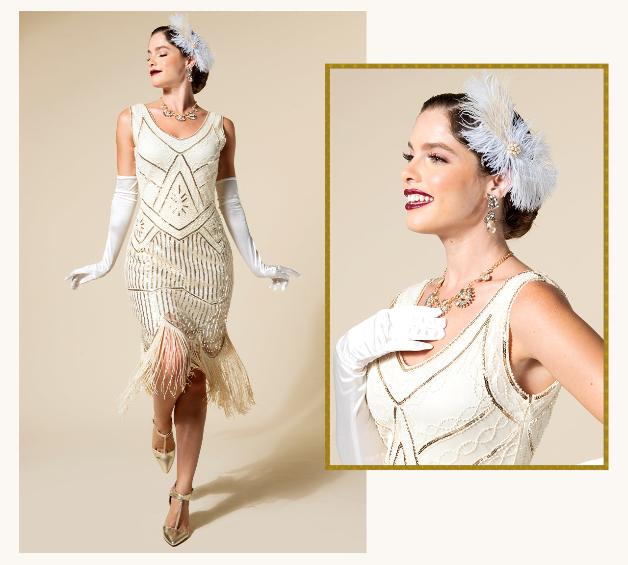 Shop Flapper Wedding Dresses