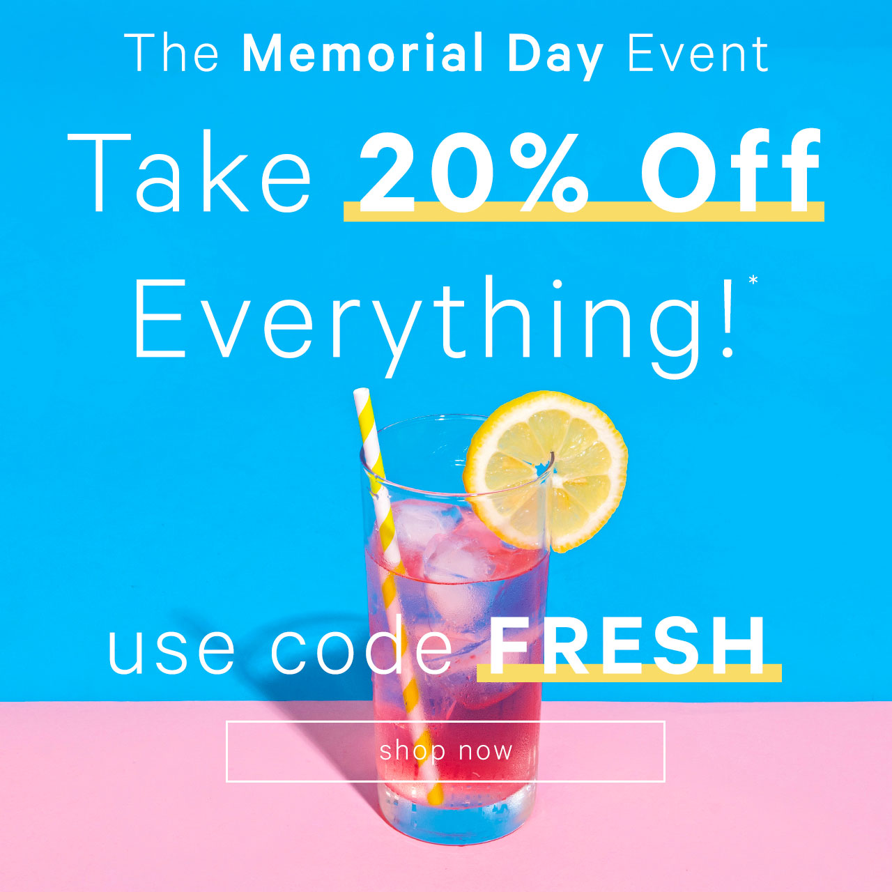 Unique Vintage — Take 20% off Everything* with code FRESH