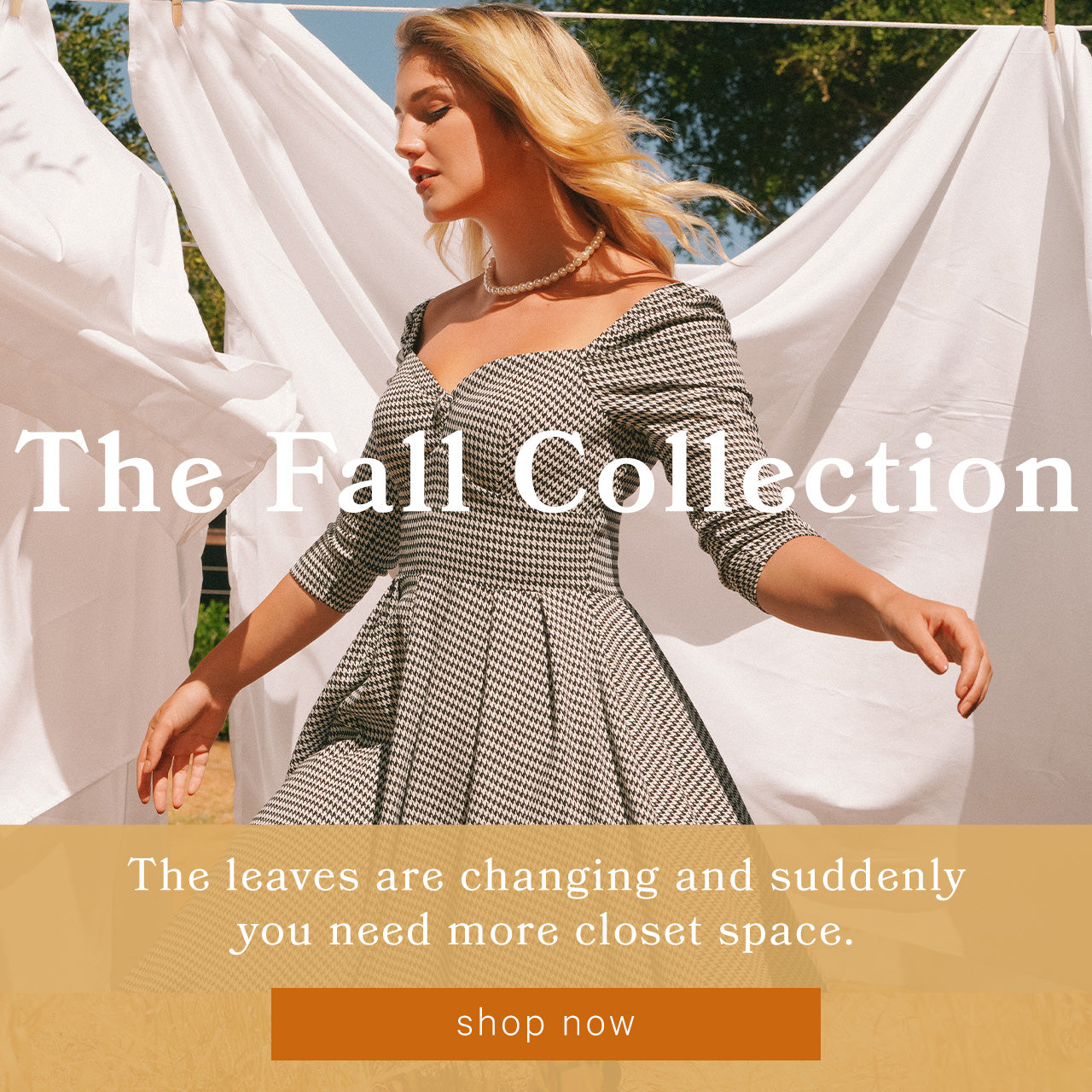 Unique Vintage — Shop The Fall Collection