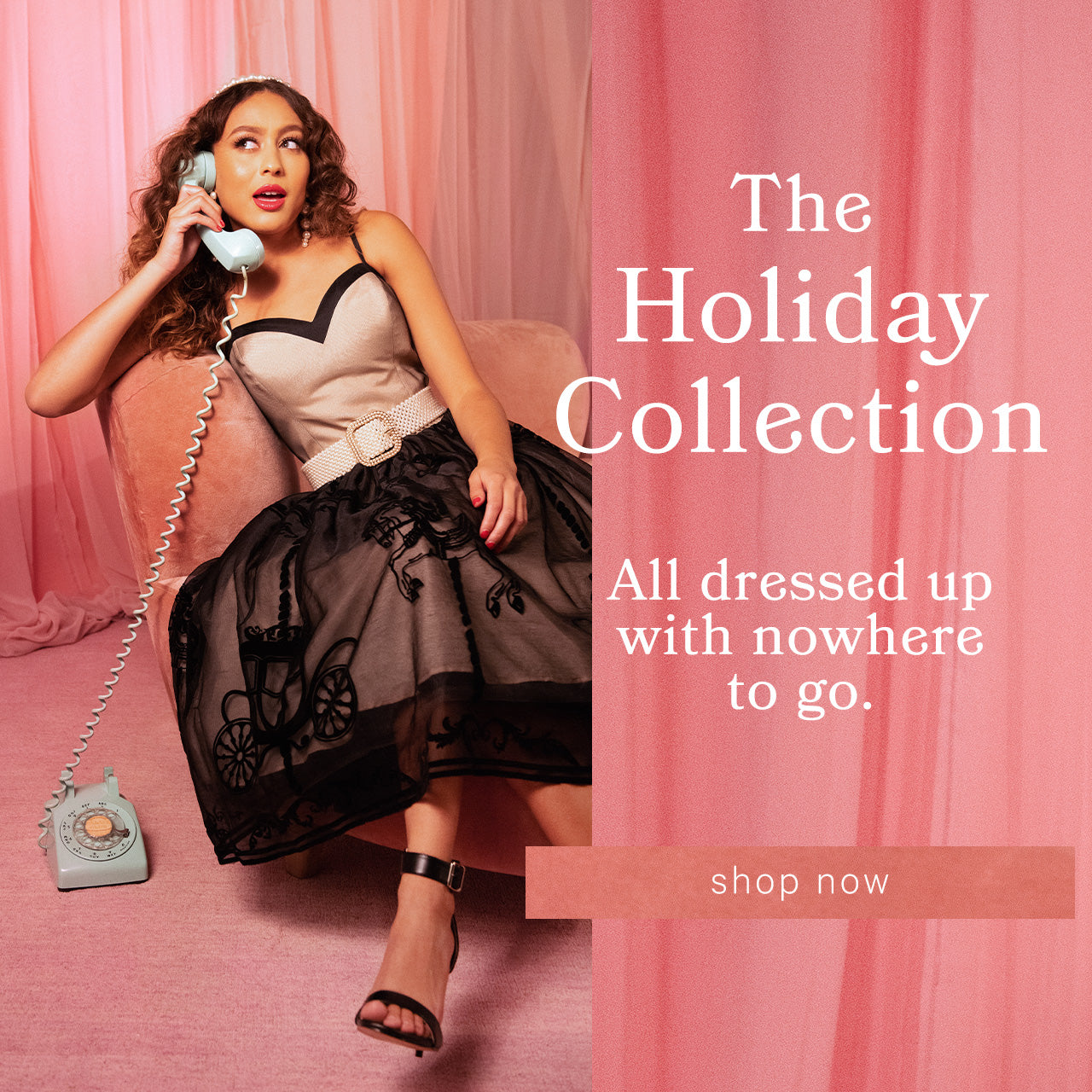 Unique Vintage — The Holiday Collection
