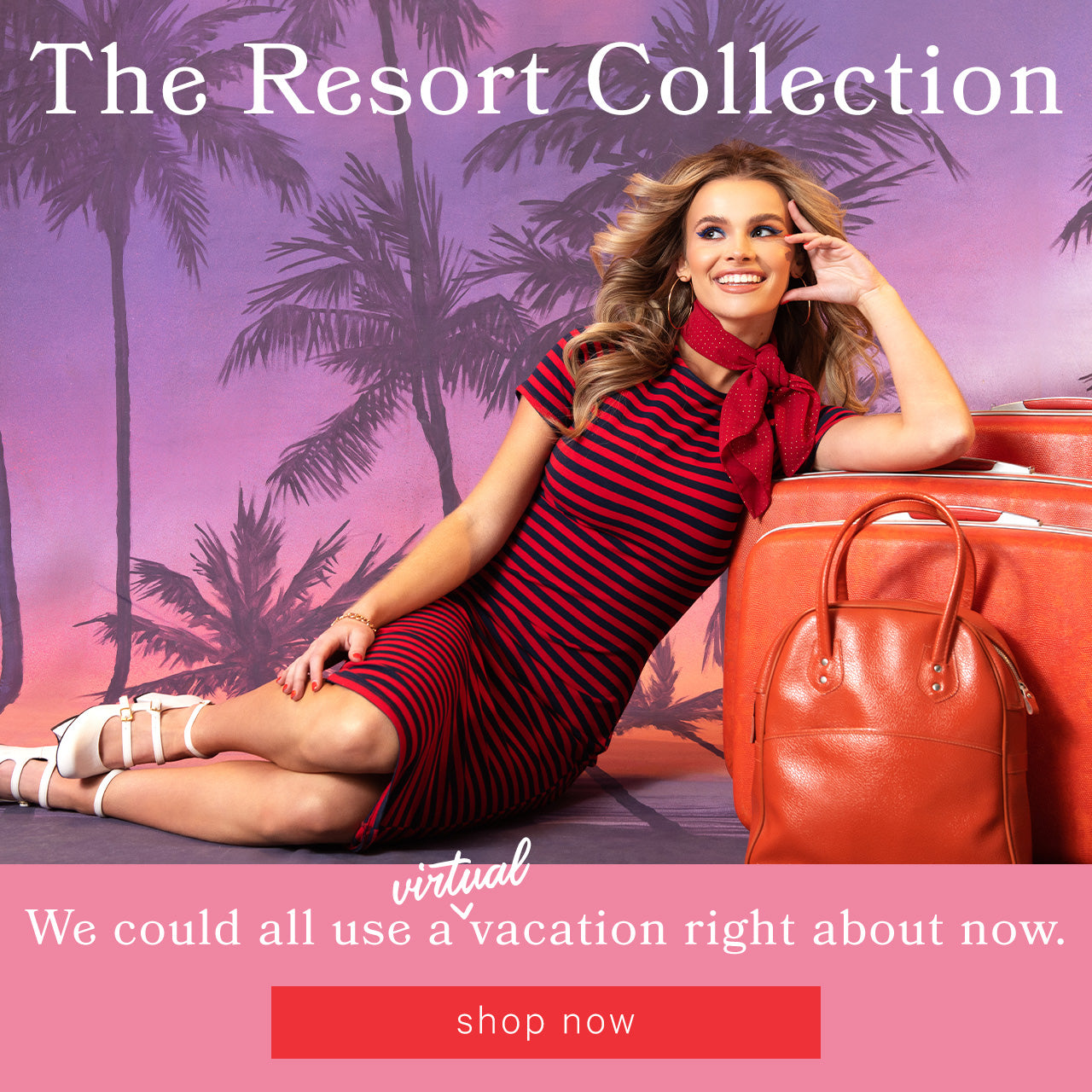 Unique Vintage — Shop The Resort Collection