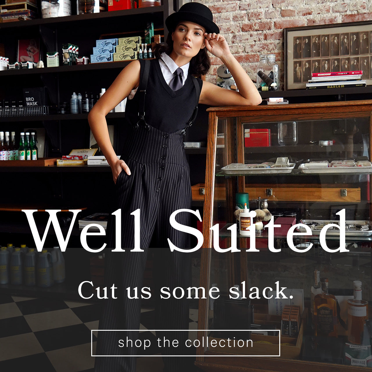 Unique Vintage — Shop The Well Suited Collection