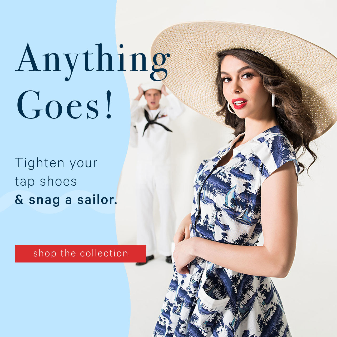 Unique Vintage — Shop Nautical Collection
