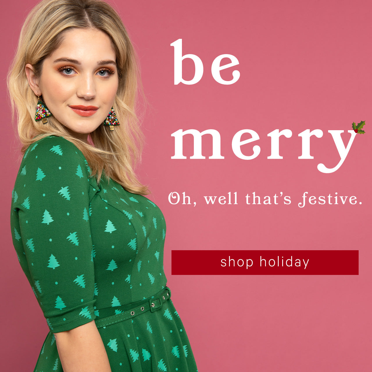 Unique Vintage — Be Merry Shop Holiday