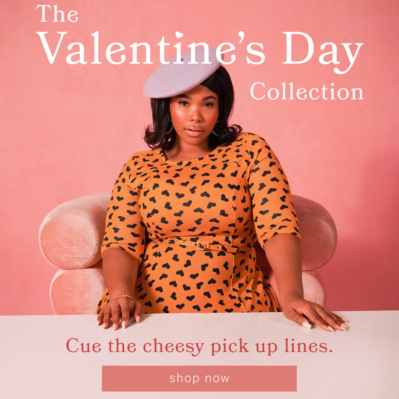 Unique Vintage — The Valentine's Day Collection