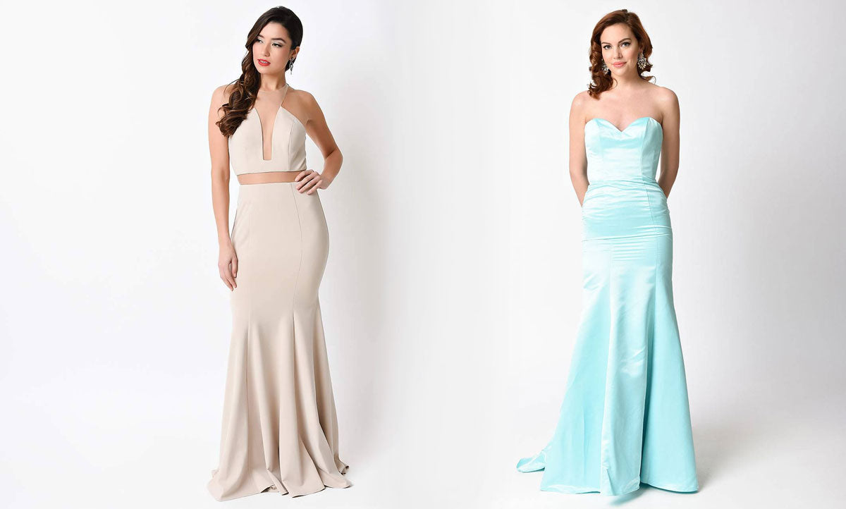 10f5dce417 Prom Dress Guide on Unique Vintage