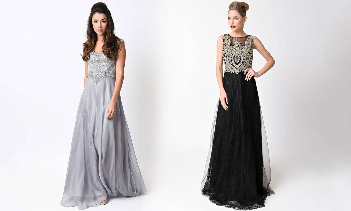 fd4b88f5e12e Prom Dress Guide on Unique Vintage